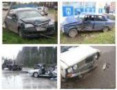 Альбом: ДТП, аварии в Коми