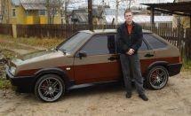 Альбом:  Авто Сыктывкара